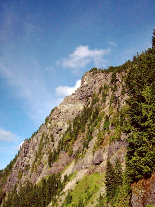 Mount Dickerman