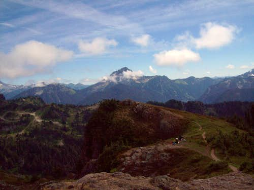 Mount Dickerman Views