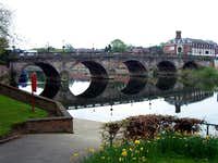 Welsh Bridge - Shrewsbury