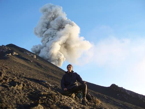 Chasing The Dragon: Tungurahua