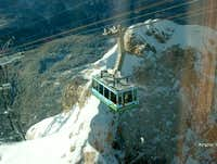 Photo of the Zugspitbahn.