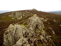 Stiperstones Ridge and its Tors