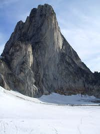 South face, Snowpatch Spire