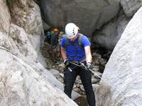 Descent Little Santa Anita Canyon