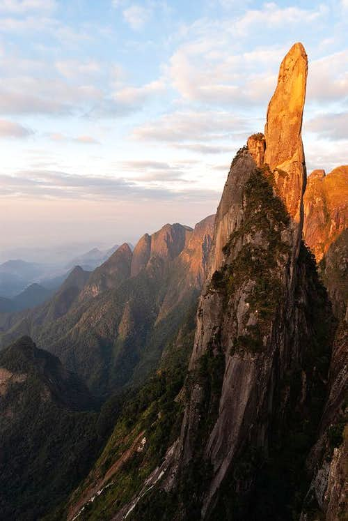 agulha do diabo - devil's needle