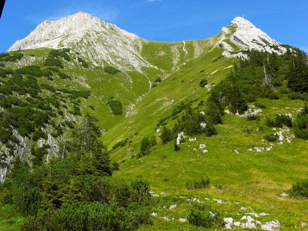 Rotwand (Allgaeu mountains)