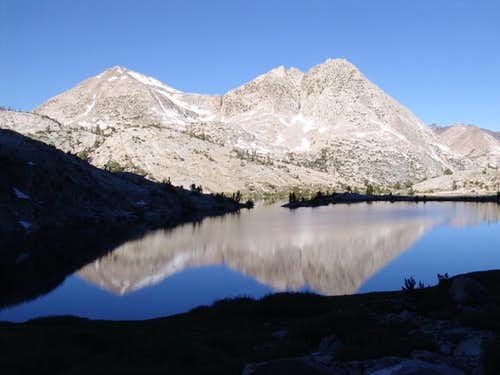 Evolution Lake 10850ft_JohnMuir Trail_July5_09