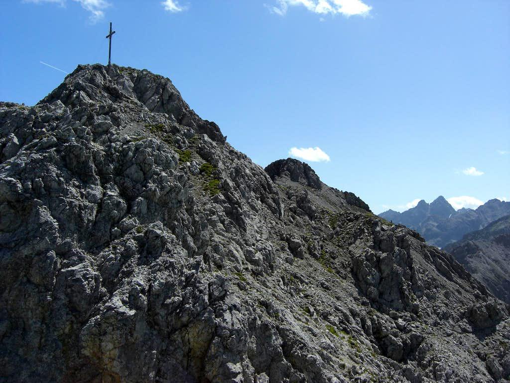 Wannenspitze