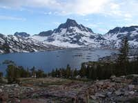 Mt.Ritter and Thousand island  lake 9900ft_John Muir Trail_09
