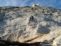 NE Face of Watchtower Peak
