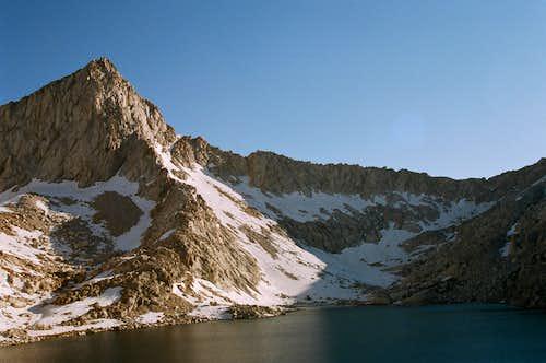 The Sawtooth Ridge