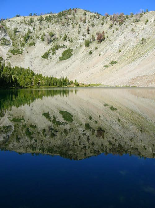 Norton Lake Mirror