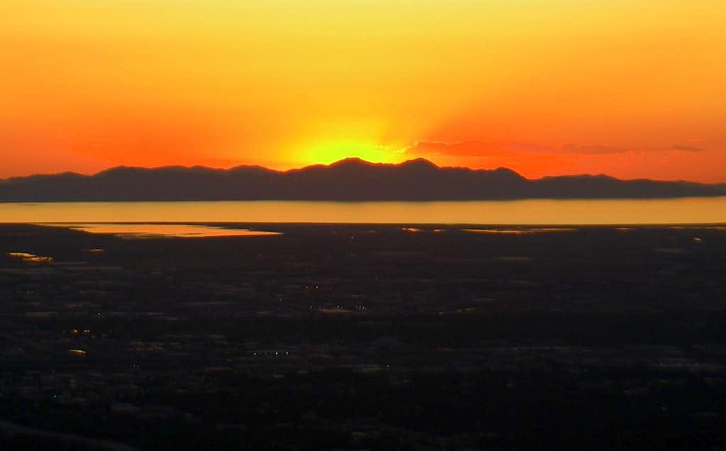 Sunset from Granduer