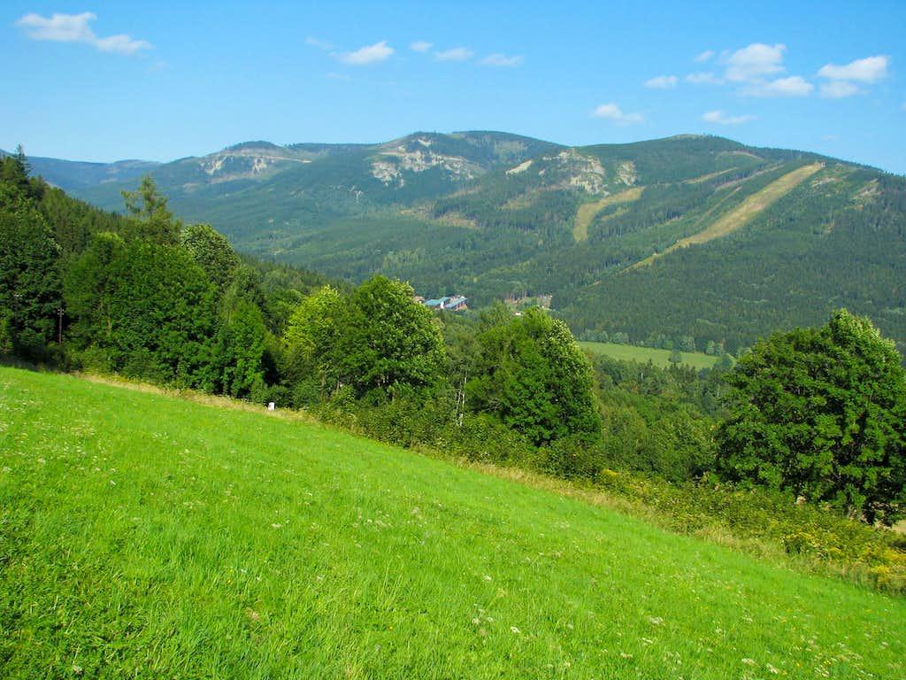 Bohemia-Moravia Border