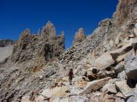 Yunona dayhiking Mt. Whitney_age 5_July08