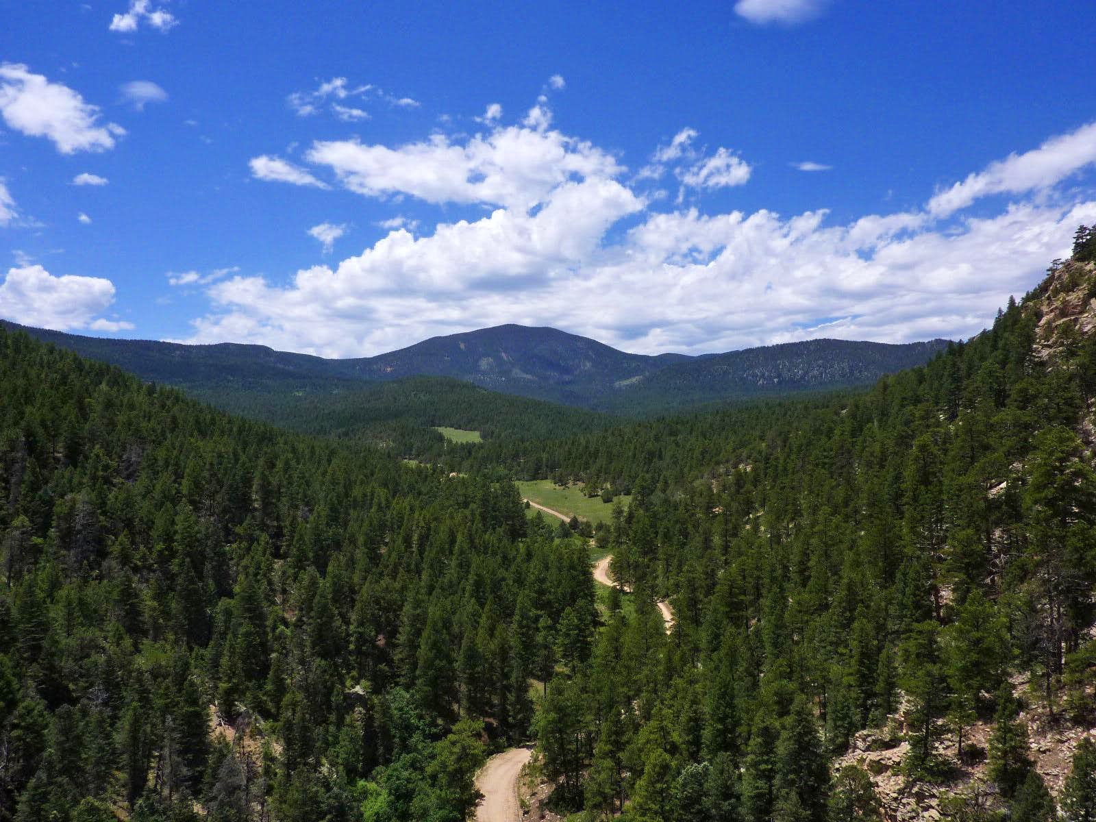 Trail Peak (NM)