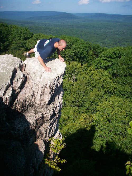 Appalachian Trail Section Hike: Pole Steeple