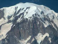 The top of the <a href=&quot;http://www.summitpost.org/mountain/rock/150245/mont-blanc.html&quot;>Mont Blanc</a>