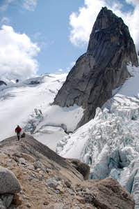 East Face of Pigeon Spire
