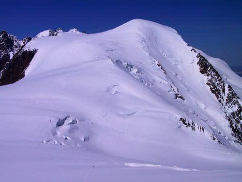 Gwächtenhorn from ascent to...