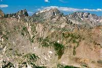 Mt. Powell and Peak C
