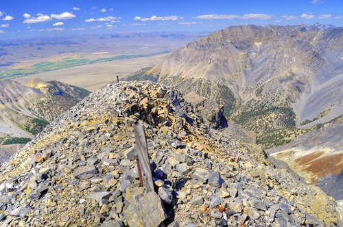 USGS Peak Summit