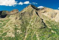 Mount Eolus S. Ridge