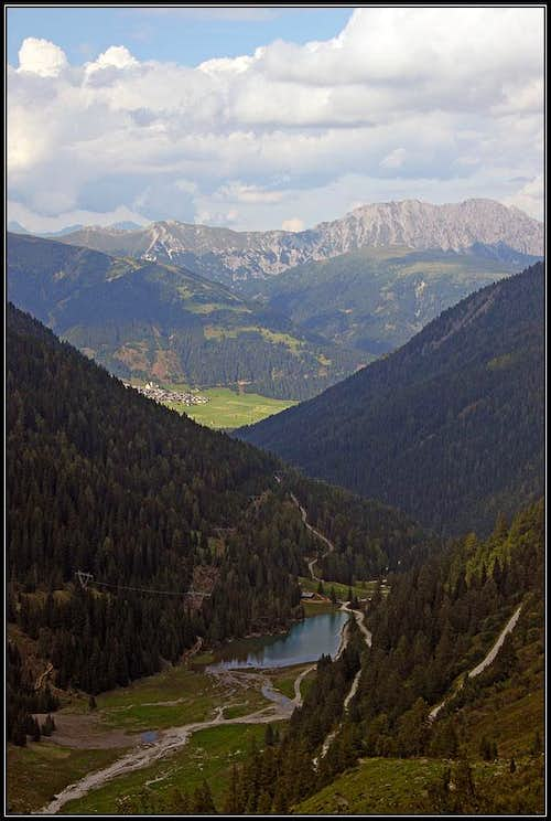 Obertilliacher Tal