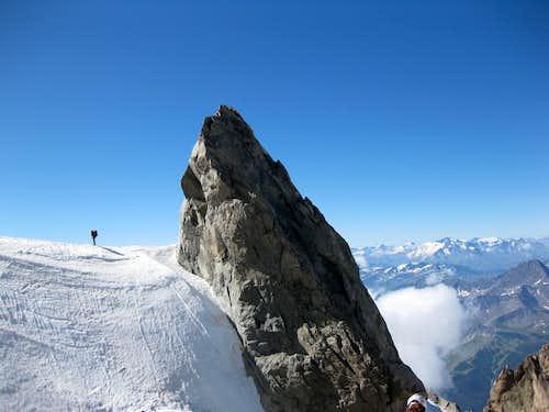 That alpine climbing feeling