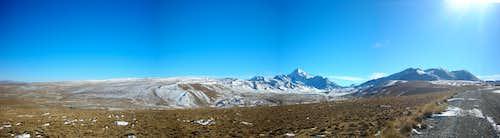 Panorama of Potosi