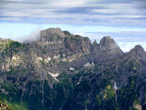 Italian Julian Alps