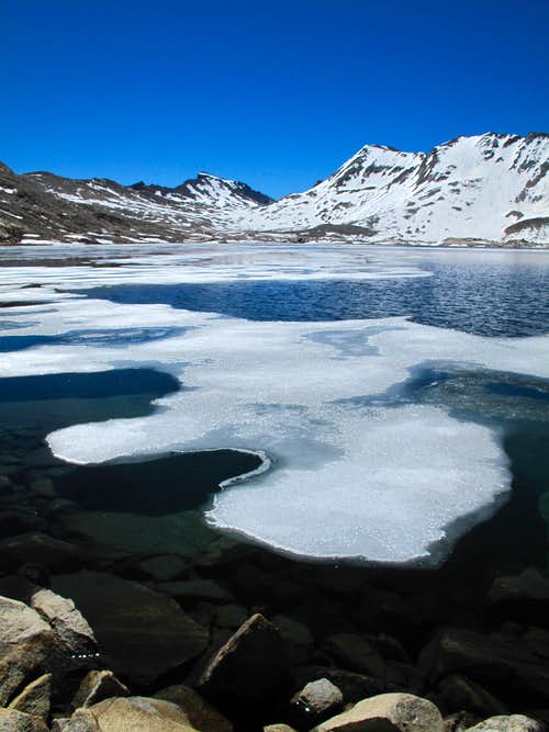 Wanda Lake, Muir Pass, The Black Giant & Mount Solomons