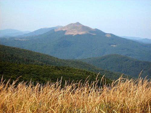 Mount Carynska Polonina (1297 m)