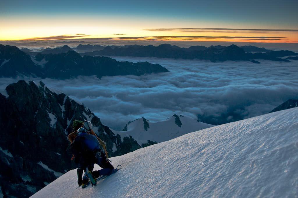 Ledenfeld ridge
