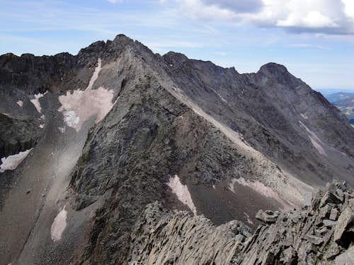 Mount Wilson/El Diente