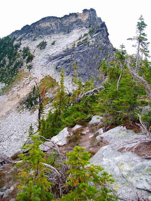 Harrison Peak 7292FT