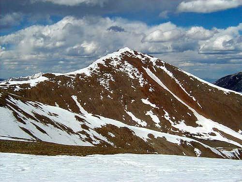Cronin Peak, South Face