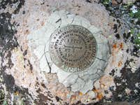 Carter Mountain benchmark