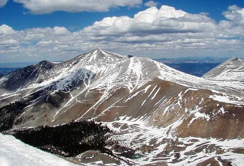 Cronin summit view