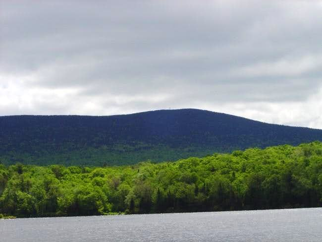 Stratton Mt from the north...