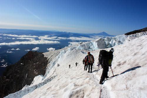 Summit For Someone – Mt. Rainier Trip – 2009