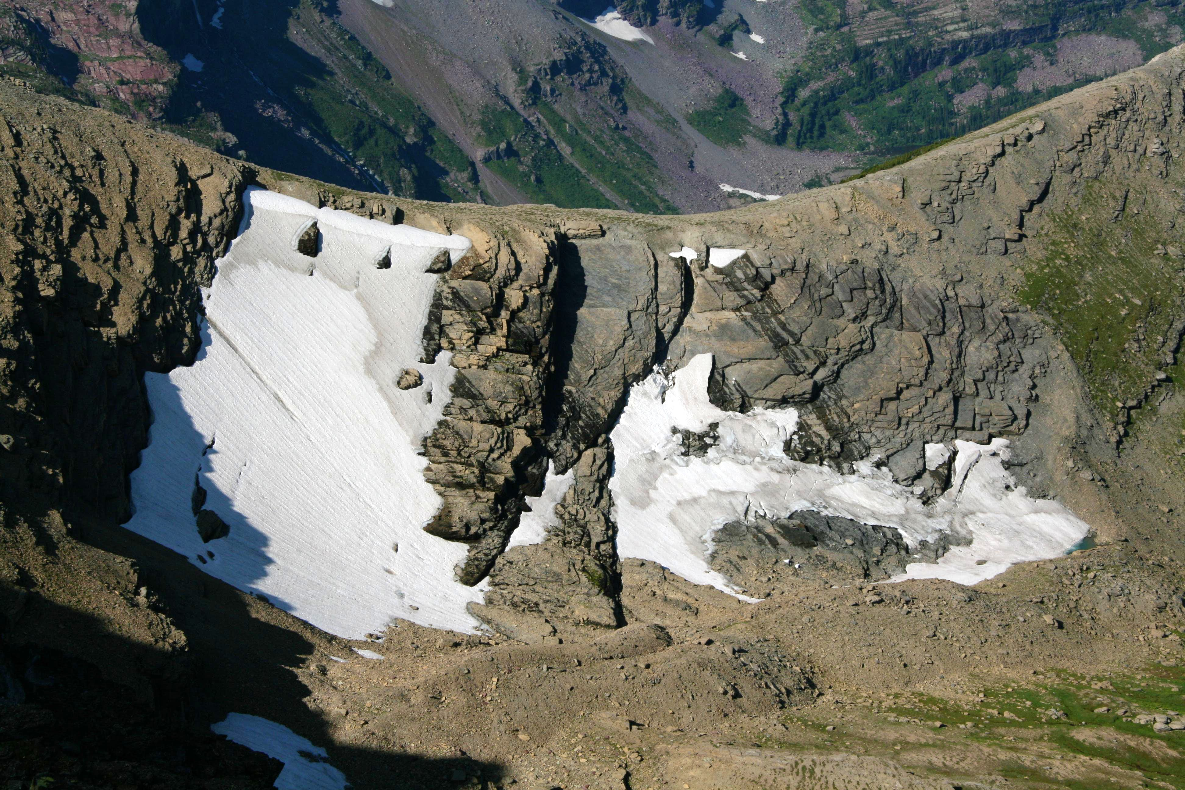 The Disappearing Glaciers of Glacier National Park