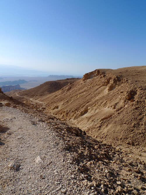 Trail to Eilat