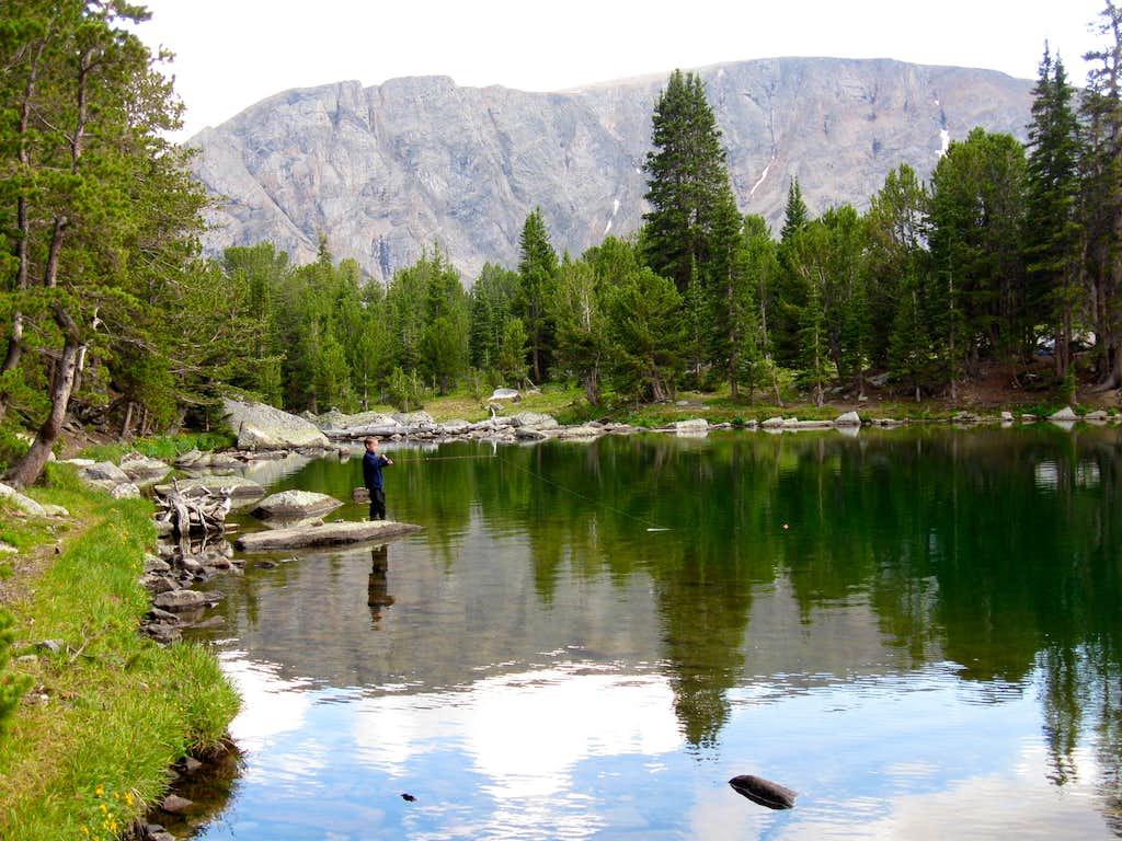 September Morn Lake