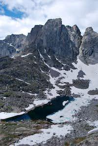 Wolfs Head East Ridge