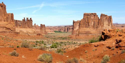 Classic Utah view