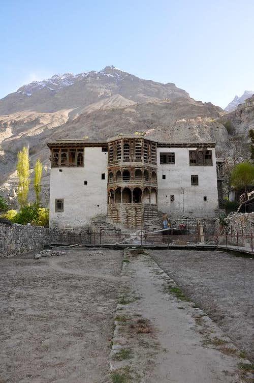 Khaplu Fort Baltistan Pakistan