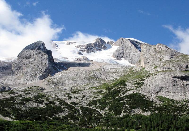 Marmolada (3.342 mtrs)