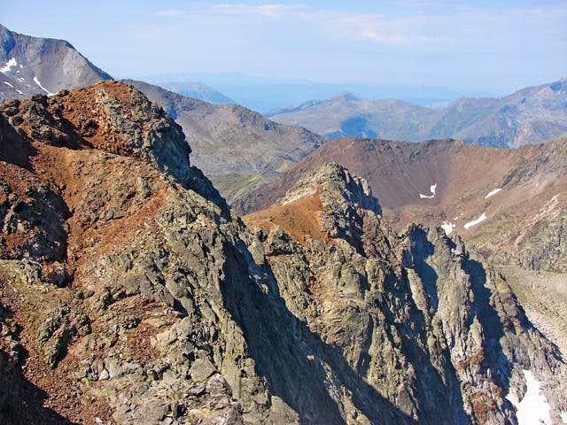 Ridge of Clarabide West