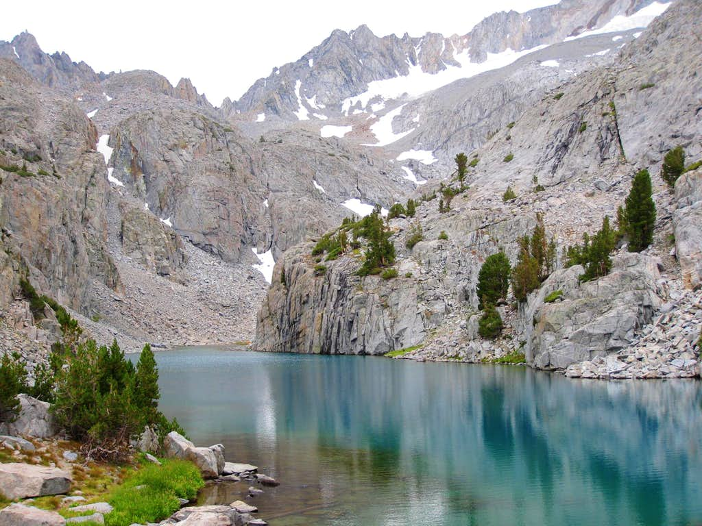 Finger Lake (11,280'), E. Sierra Nevada